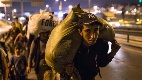 Syria's Refugees struggle to live in Turkey