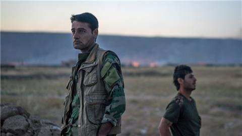 Yazidi situation, isolated, fearful, nowhere to go!