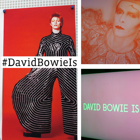 #DavidBowieIs ...eternal.