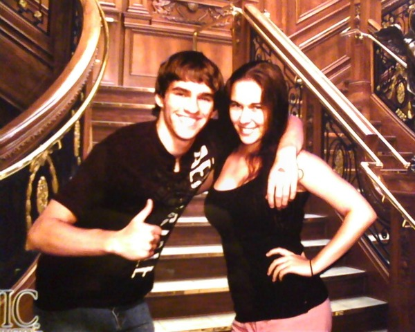 Titanic Staircase 2011