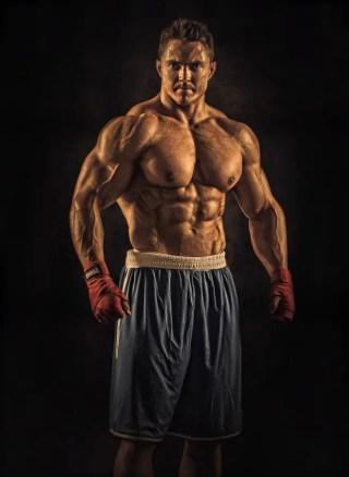Bodybuilding Boxer