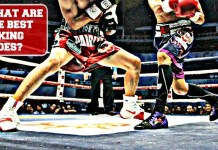 What are the best boxing shoes?
