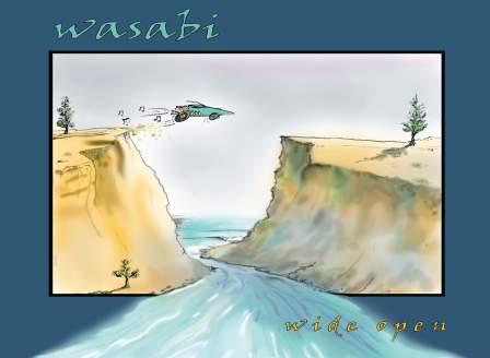 Wasabi's latest CD