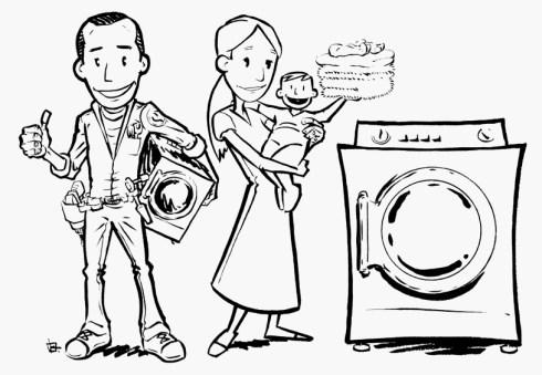 washer dryer repair guru