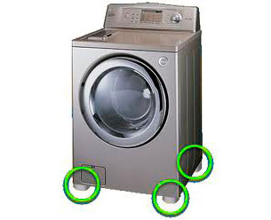 shaking-washer