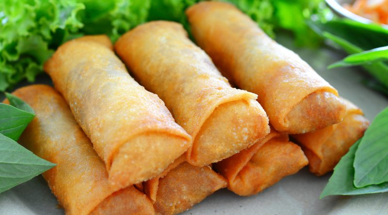 How to make Spring roll, Chinese recipe