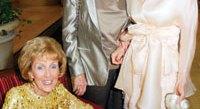 Barbara Gordon, June Libin, and Bonnie McElveen-Hunter