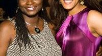 Carmen James Lane and Danielle Reyes