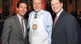 NBC Universal Vice President Robert Okun, Rep. John Tanner, Larry Burton