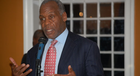 TransAfrica Chairman of the Board Danny Glover