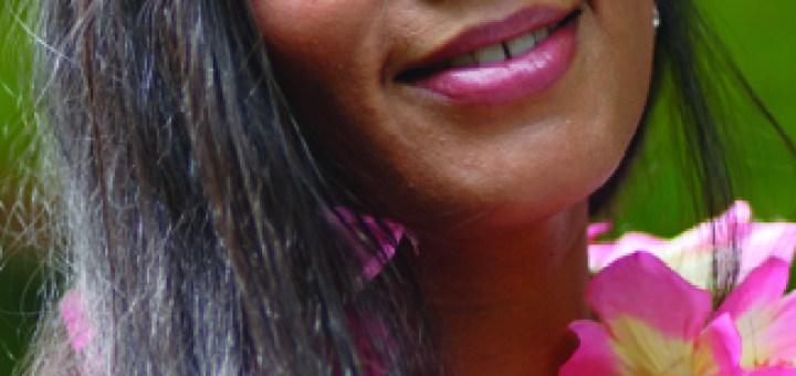 Michelle Fenty (Photo by Tony Powell)