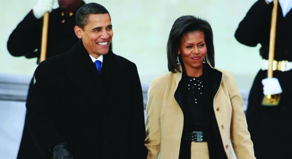 Barack & Michelle Obama (2)