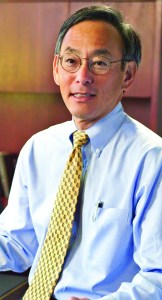 Secretary of Labor Steven Chu