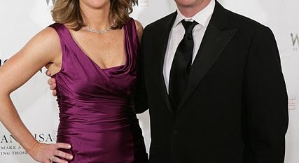 """Norah O'Donnell and husband Geoff Tracy attend the 2nd Annual """"Make a Difference"""" Gala"""