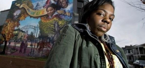 Kari Fulton is one of the enviornmentalists Tolkan believes can bring change.