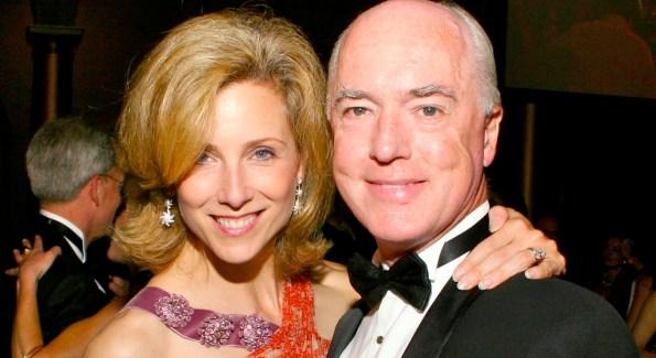 Katherine and David Bradley
