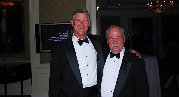 Dr. Cameron Muir, Executive Vice President, and David Schwind, CFO.