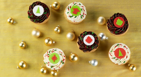 Hello Cupcake celebrates in seasonal style.