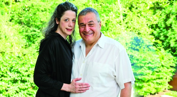 Heather and Tony Podesta (Photo by Tony Powell)