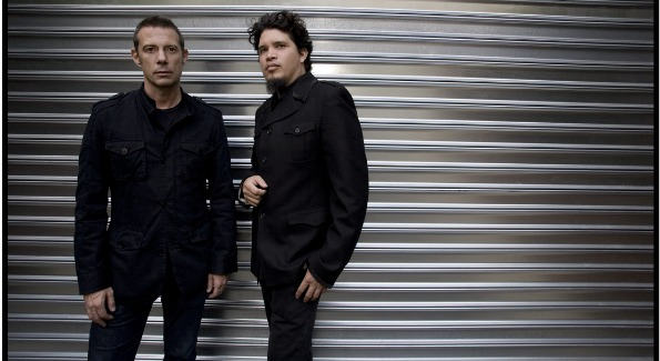 Thievery Corporation's Eric Hilton and Rob Garza. Image courtesy of