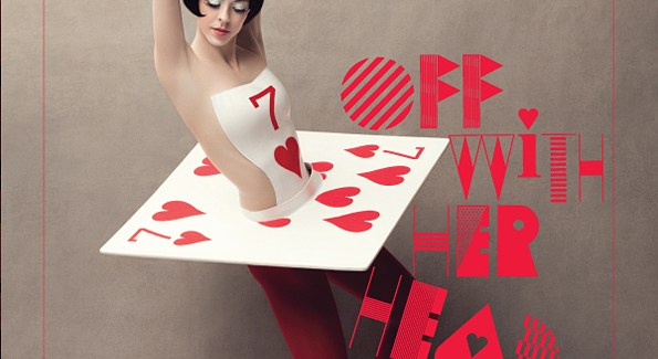 Card Girl Starring Emily Ellis (Photo by Design Army)