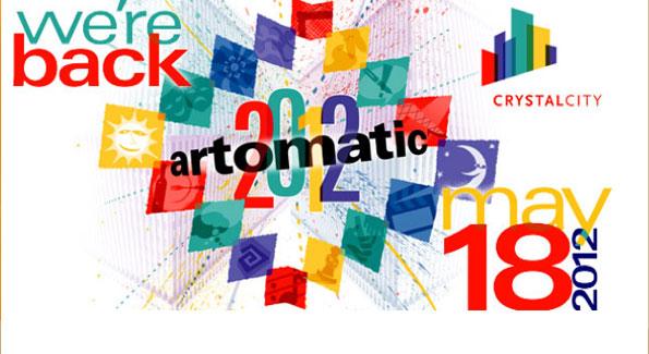 Artomatic returns.