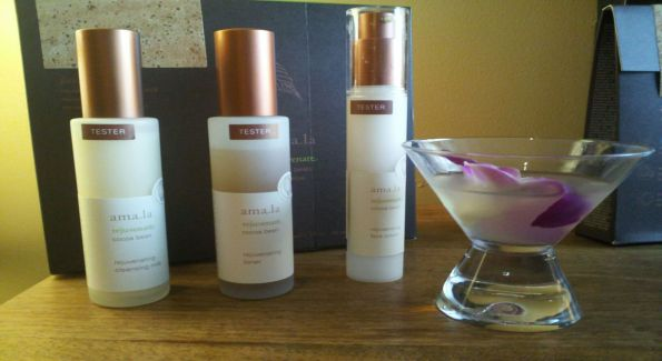 The Four Seasons Spa in D.C. is now using product lines from Amala Beauty.