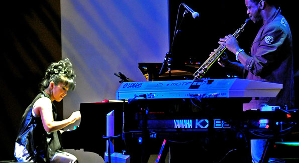 Keiko Matsui brings her international jazz sound to Bethesda for S&R Foundation's Spring Gala. (Photo courtesy xxxxxxxxxxxxxx)