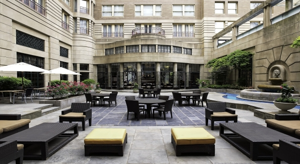 Westin Georgetown offers a local guide of restaurants, bars, sights and shops for guests. Courtesy photo.