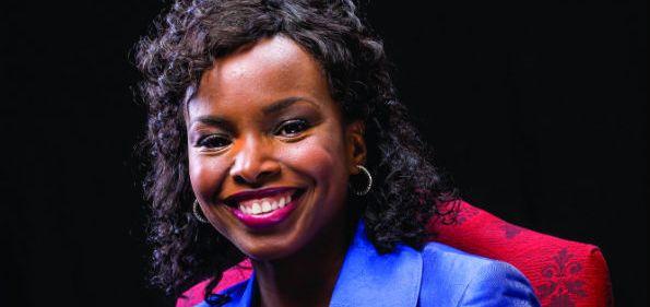 Ambassador La Celia A. Prince (Photo by Tony Powell)