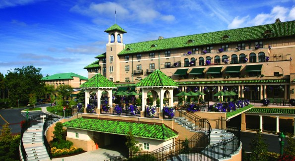 Head to The Hotel Hershey for a sweet escape. Photo courtesy of Hershey Entertainment & Resorts.