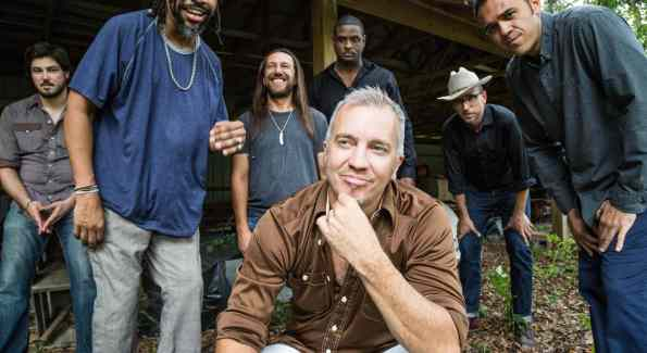 JJ Grey and Mofro play the 930 Club Wednesday February 18th (photo courtesy JJ Grey)