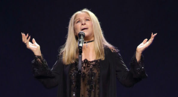 Barbara Streisand (Courtesy Photo)