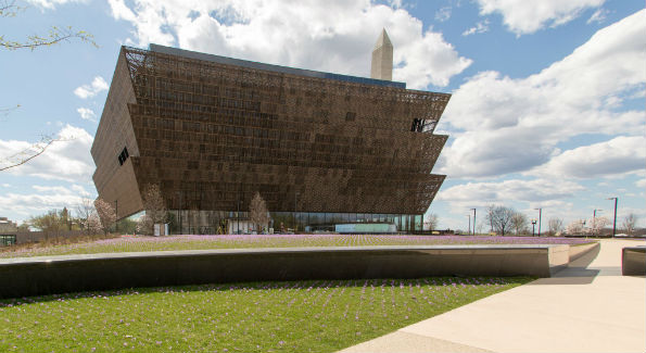 The Smithsonian National Museum of African American History and Culture opens to the public September 23 (Photo Courtesy @NMAAHC Facebook)