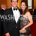Stuart and Gwen Holliday. Kennedy Center Spring Gala. Photo by Tony Powell. April 3, 2011