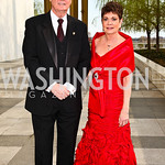 General Jim Jones and Diane Jones. Kennedy Center Spring Gala. Photo by Tony Powell. April 3, 2011