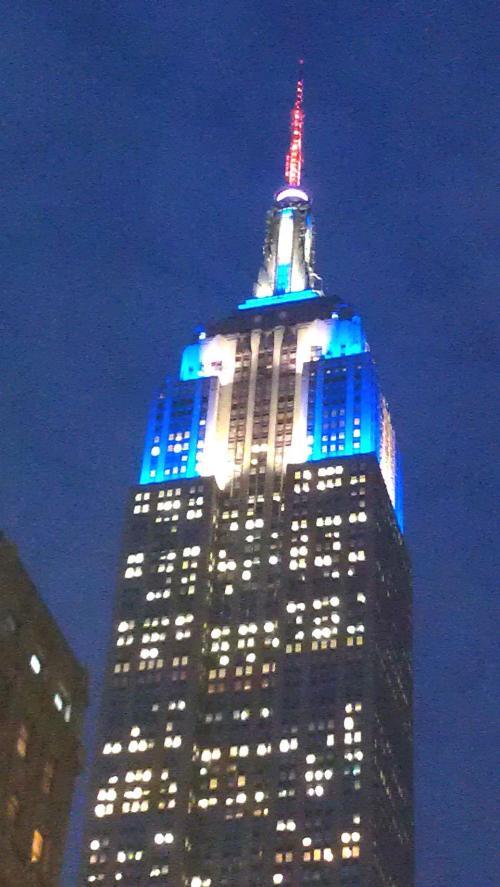 Empire state blue jew