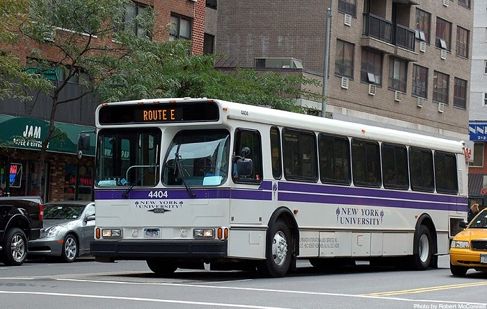 NYU To Test Self-Driving Buses By Firing All Drivers, Hoping For Best