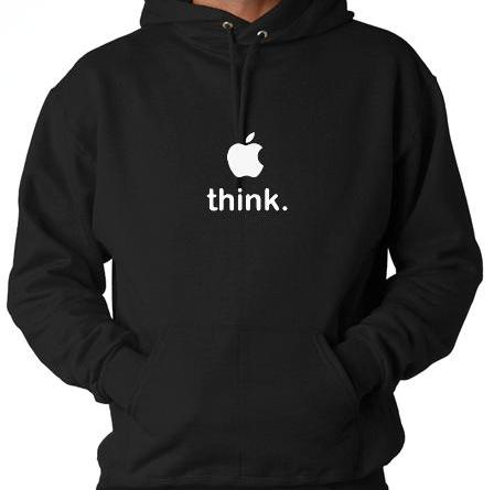 Professor Automatically Gives 'A' To Kid Wearing Apple Logo Hoodie