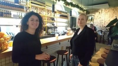 From Waste to Tasten Johanna Kohvakka vierailulla Instockissa