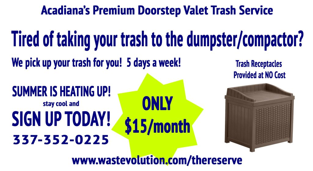 Waste Evolution Flyer