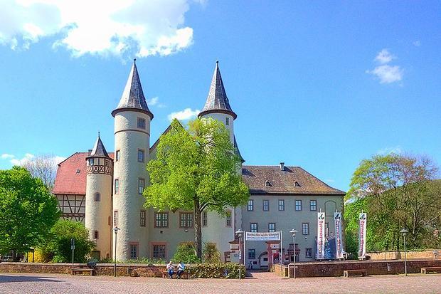 Schloss_Lohr