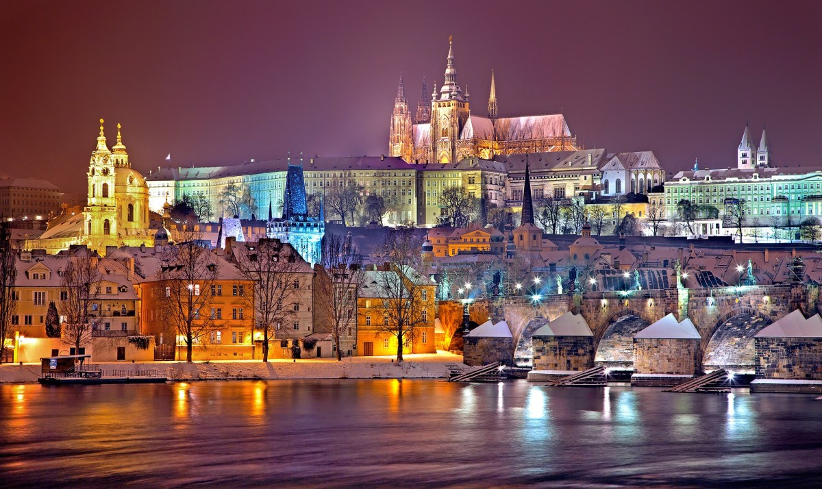 prague-in-snow