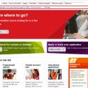 ucas homepage
