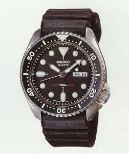 Seiko Quartz Diver Calibre 7548