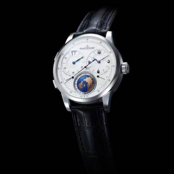 Jaeger-LeCoultre Duomètre Unique Travel Time.