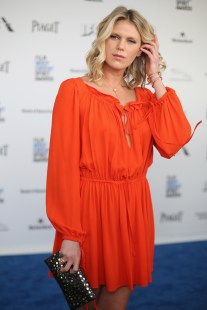 SANTA MONICA, CA - FEBRUARY 27: Model Alexandra Richards attends the 2016 Film Independent Spirit Awards sponsored by Piaget on February 27, 2016 in Santa Monica, California. (Photo by Joe Scarnici/Getty Images for Piaget) *** Local Caption *** Alexandra Richards