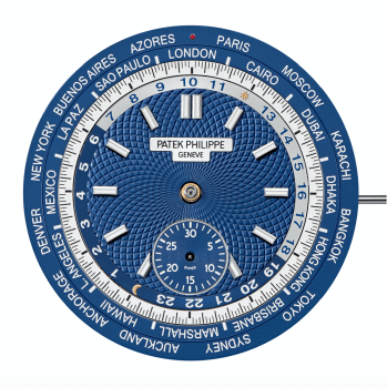 Patek Philippe Chronograph World Time Ref. 5930G12