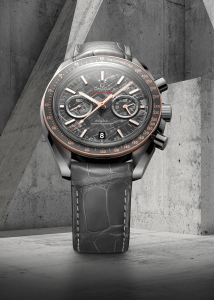 Speedmaster Grey Side of the Moon Meteorite -7
