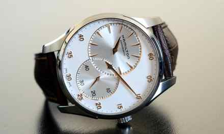 Hamilton Jazzmaster Regulator Auto Review